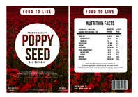 Contest Entry #12 for Create Print and Packaging Designs for a Pack of Poppy Seeds