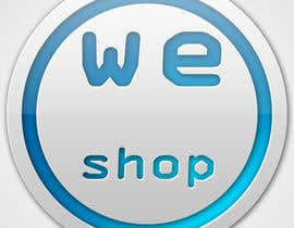 Andrew9529 tarafından Design a Logo for WeShop.com.br için no 67