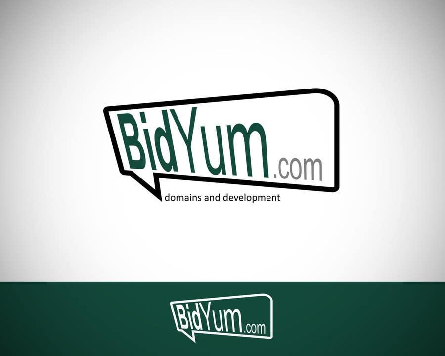 Bài tham dự cuộc thi #62 cho Design a Logo for BidYum.com