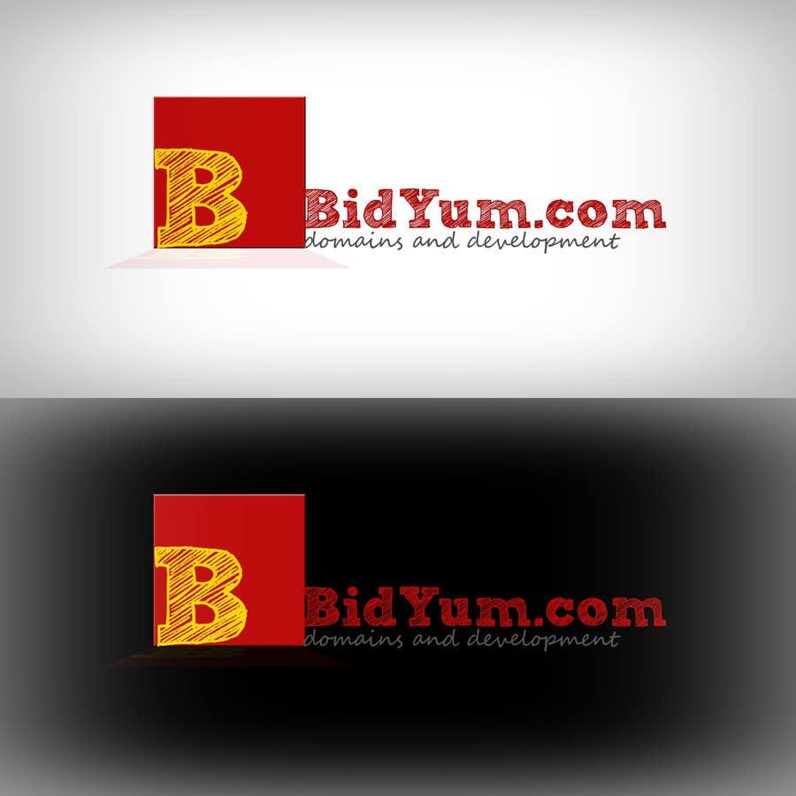 Bài tham dự cuộc thi #71 cho Design a Logo for BidYum.com