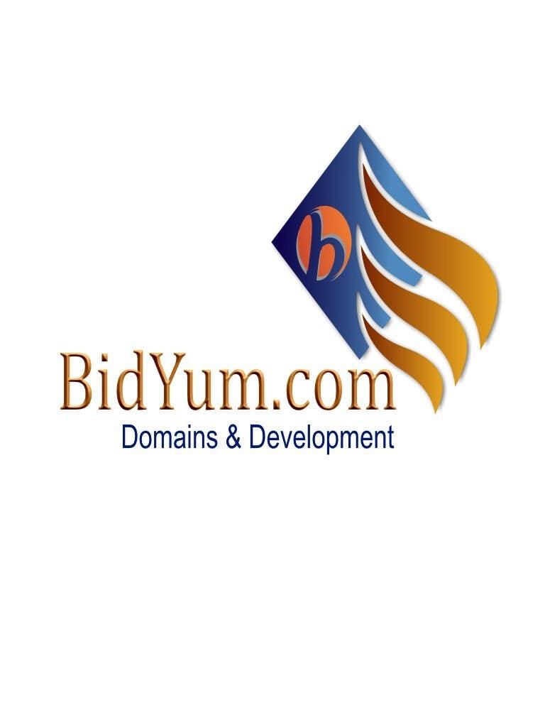 Bài tham dự cuộc thi #5 cho Design a Logo for BidYum.com