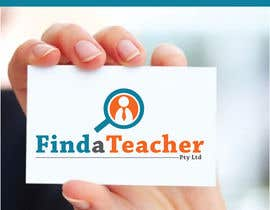 "nº 21 pour Design a Logo for ""Find a Teacher"" company par alexandracol"