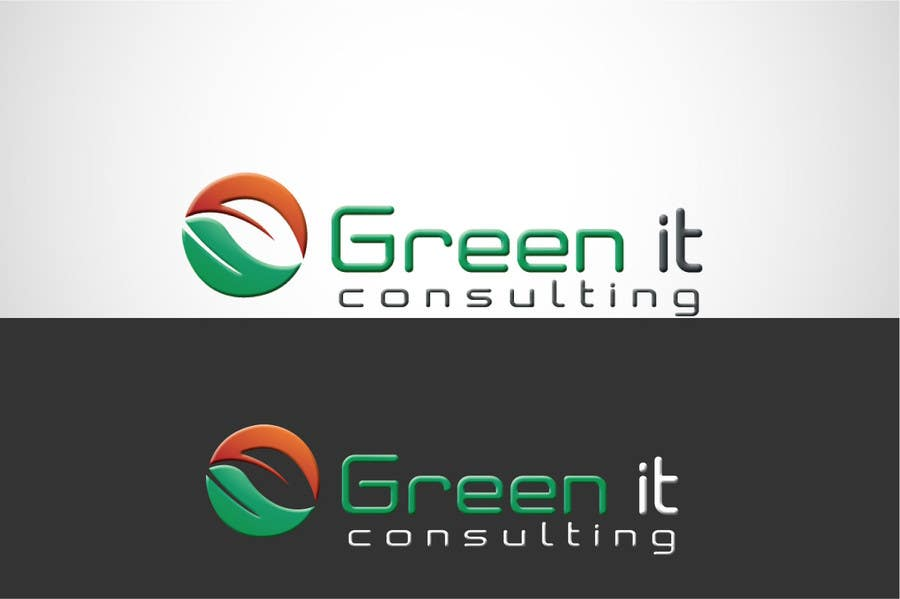 #284 for Design a Logo for Green IT service product by Don67