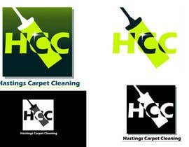 #54 untuk Design a Logo for Hastings Carpet Cleaning oleh KhalfiOussama