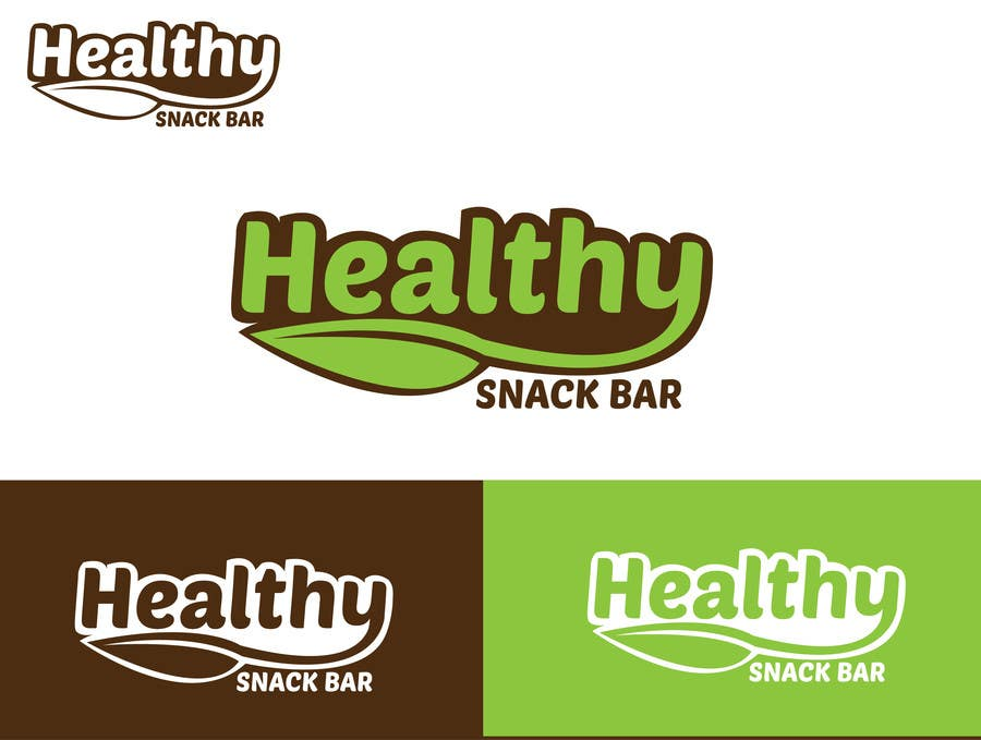 #7 for Design a Logo for A Healthy Snack Website by alexandracol
