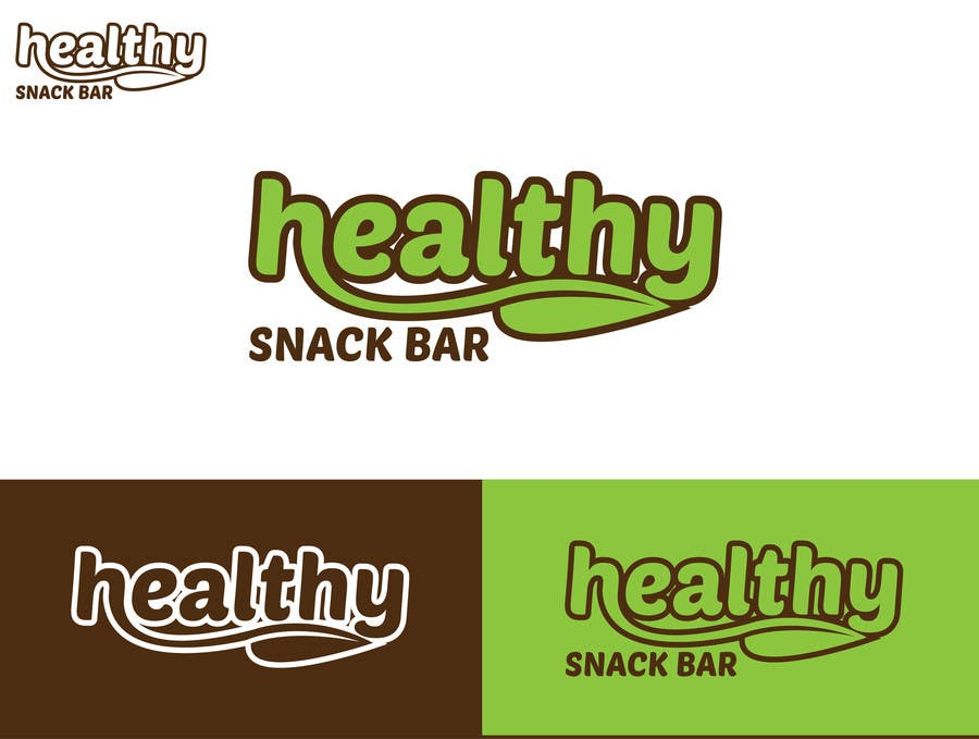 #14 for Design a Logo for A Healthy Snack Website by alexandracol
