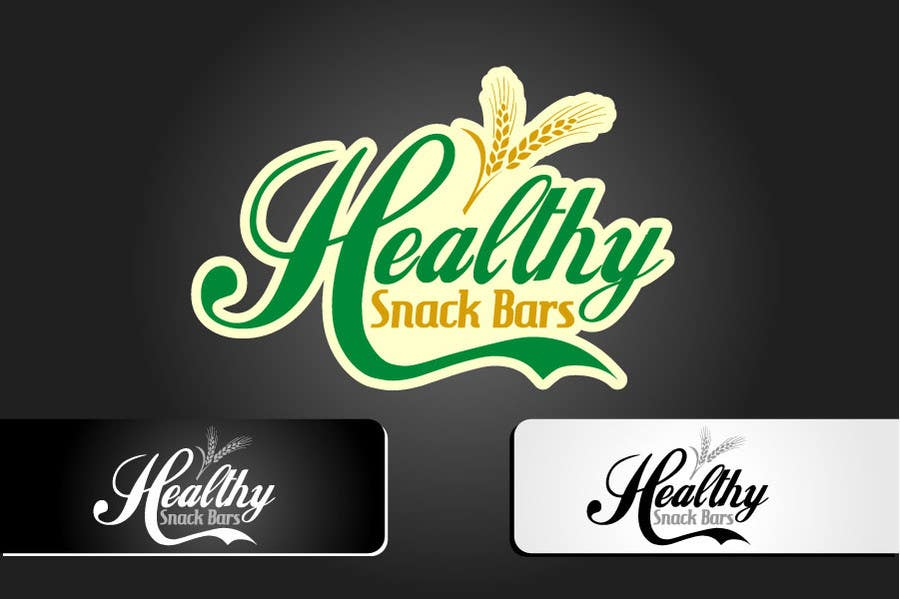 #57 for Design a Logo for A Healthy Snack Website by creativdiz