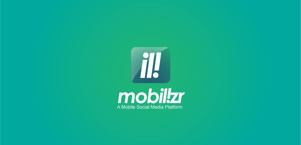 #77 for Logo Design for Mobilizr - A Mobile Social Media Platform by robertussidharta