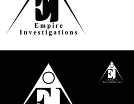 #23 untuk Graphic Design for Empire Investigations & Debt Recovery oleh SebastianGM