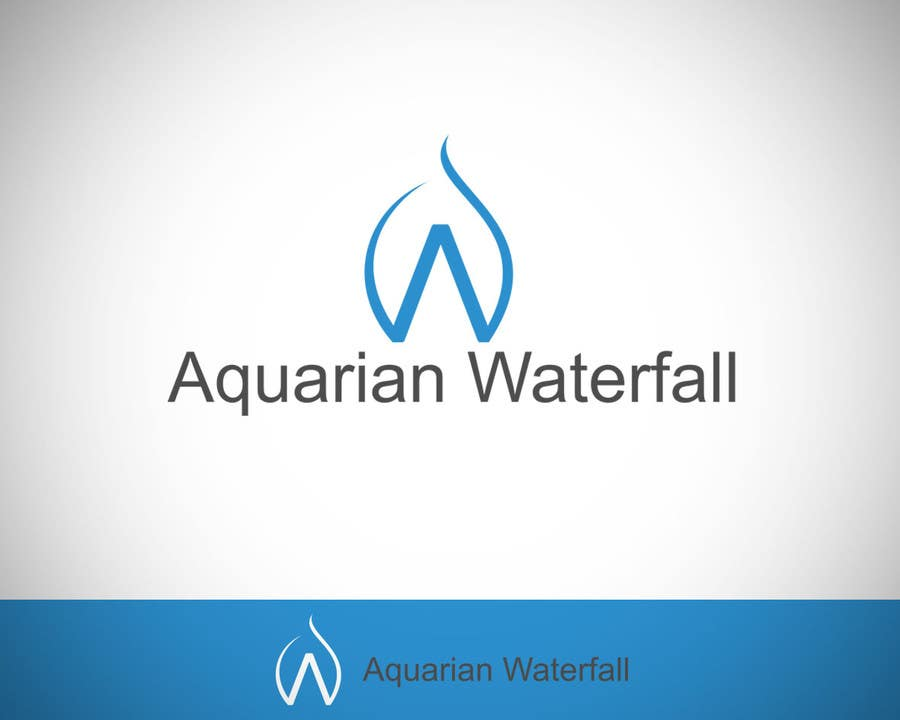 Proposition n°26 du concours Design a Logo for Aquarian Waterfall