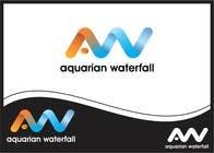 Design a Logo for Aquarian Waterfall için 23 numaralı Graphic Design Yarışma Girdisi
