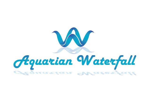 #33 for Design a Logo for Aquarian Waterfall by nsurani