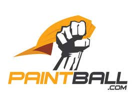 #138 for Needed, killer logo for PaintBall.com by frizzaro