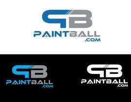 #119 for Needed, killer logo for PaintBall.com by asdesgn