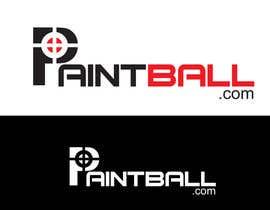 #105 for Needed, killer logo for PaintBall.com by wilfridosuero