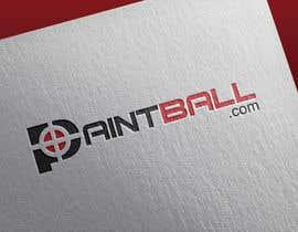 #124 for Needed, killer logo for PaintBall.com by wilfridosuero