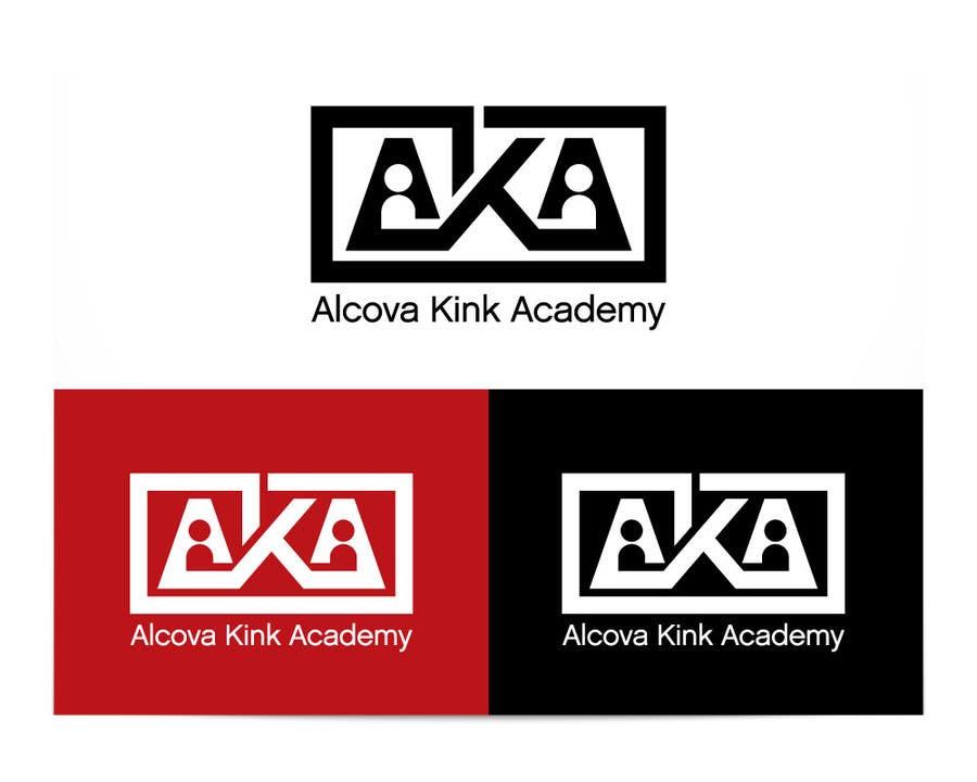 #626 for Design a logo for AKA Alcova Kink Academy by dzenomon