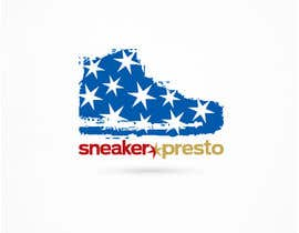 nº 38 pour My Sneaker business called SneakerPresto i need LOGO par wavyline