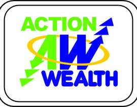 nº 66 pour Update a Logo for Action Wealth par ravisankarselvam