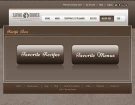 aryamaity tarafından Design a Website Mockup for our Premium Menu-Mailer website. için no 22