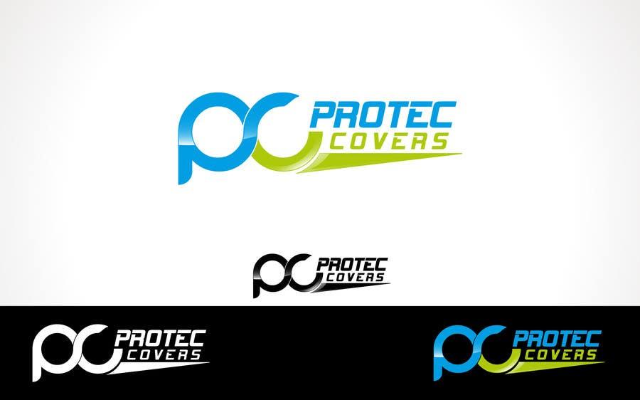 Bài tham dự cuộc thi #138 cho Design a logo for a cover manufacturer