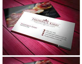 #90 para Design a Logo/Business Card for an Executive Chef por MaxDesigner
