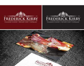 #93 para Design a Logo/Business Card for an Executive Chef por Brandwar