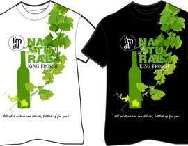 nº 36 pour Design a T-Shirt par cov5611ade8d06d6