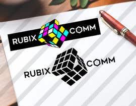 #60 for Design logo Rubix Comm by rowmanou