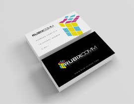 #27 for Design logo Rubix Comm by maxproject
