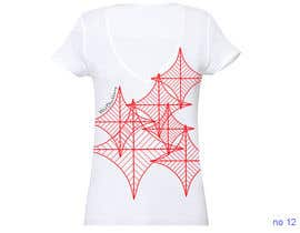 #24 para Art Design for Shirt de susanousiainen