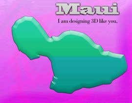 #5 para I need some Graphic Design for maui map por sanart