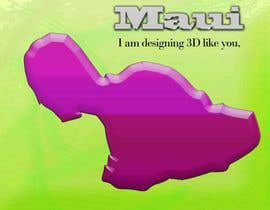 #9 para I need some Graphic Design for maui map por sanart