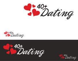 #92 for Design a Logo for Forty Plus Dating af sheky21