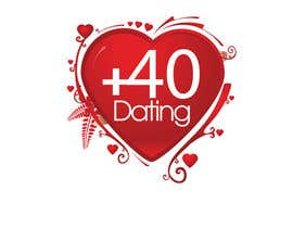 #104 untuk Design a Logo for Forty Plus Dating oleh KiVii