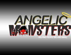 #17 untuk Design a Logo for Angelic Monsters oleh TSZDESIGNS