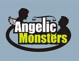 #22 for Design a Logo for Angelic Monsters af ariekenola