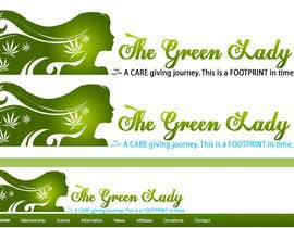 #162 for Design a Logo for thegreenlady.org af shilpakhemka