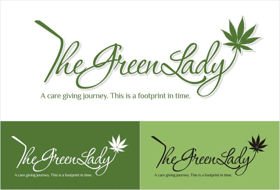 #201 for Design a Logo for thegreenlady.org by ariekenola