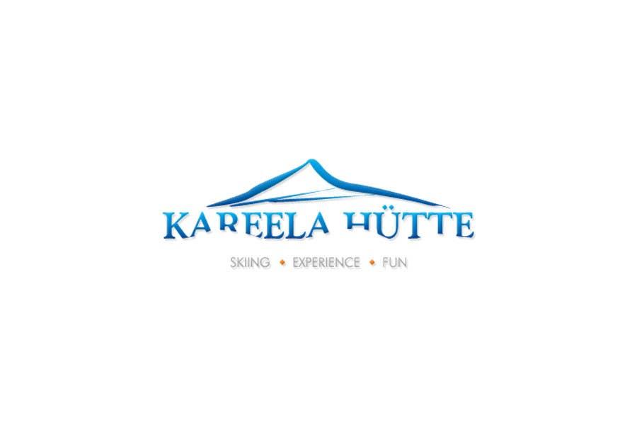 Конкурсная заявка №440 для Logo Design for Kareela Hütte
