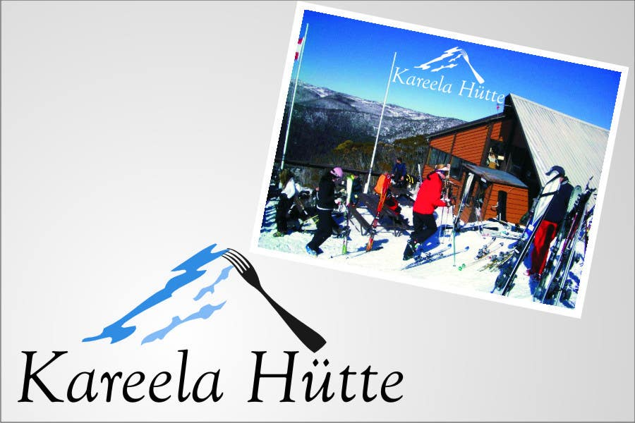 Конкурсная заявка №377 для Logo Design for Kareela Hütte