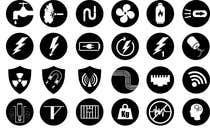 Graphic Design Inscrição do Concurso Nº20 para Icons to represent Architectural Design Criteria