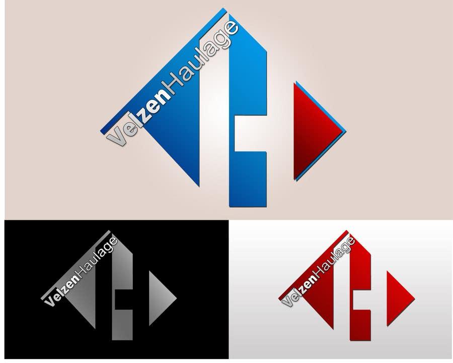 Bài tham dự cuộc thi #97 cho Logo Design for Velzen Haulage