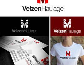 #195 для Logo Design for Velzen Haulage от fidakhattak