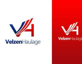 #158 for Logo Design for Velzen Haulage by ronakmorbia