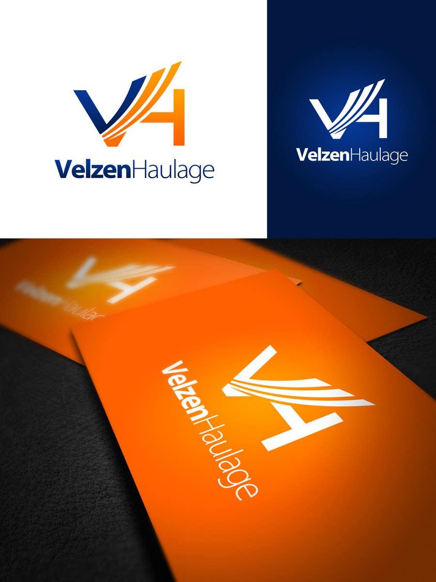 Konkurrenceindlæg #156 for Logo Design for Velzen Haulage