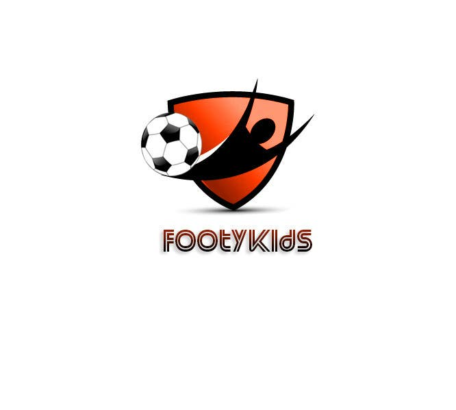 Konkurrenceindlæg #32 for Design a Logo for FootyKids