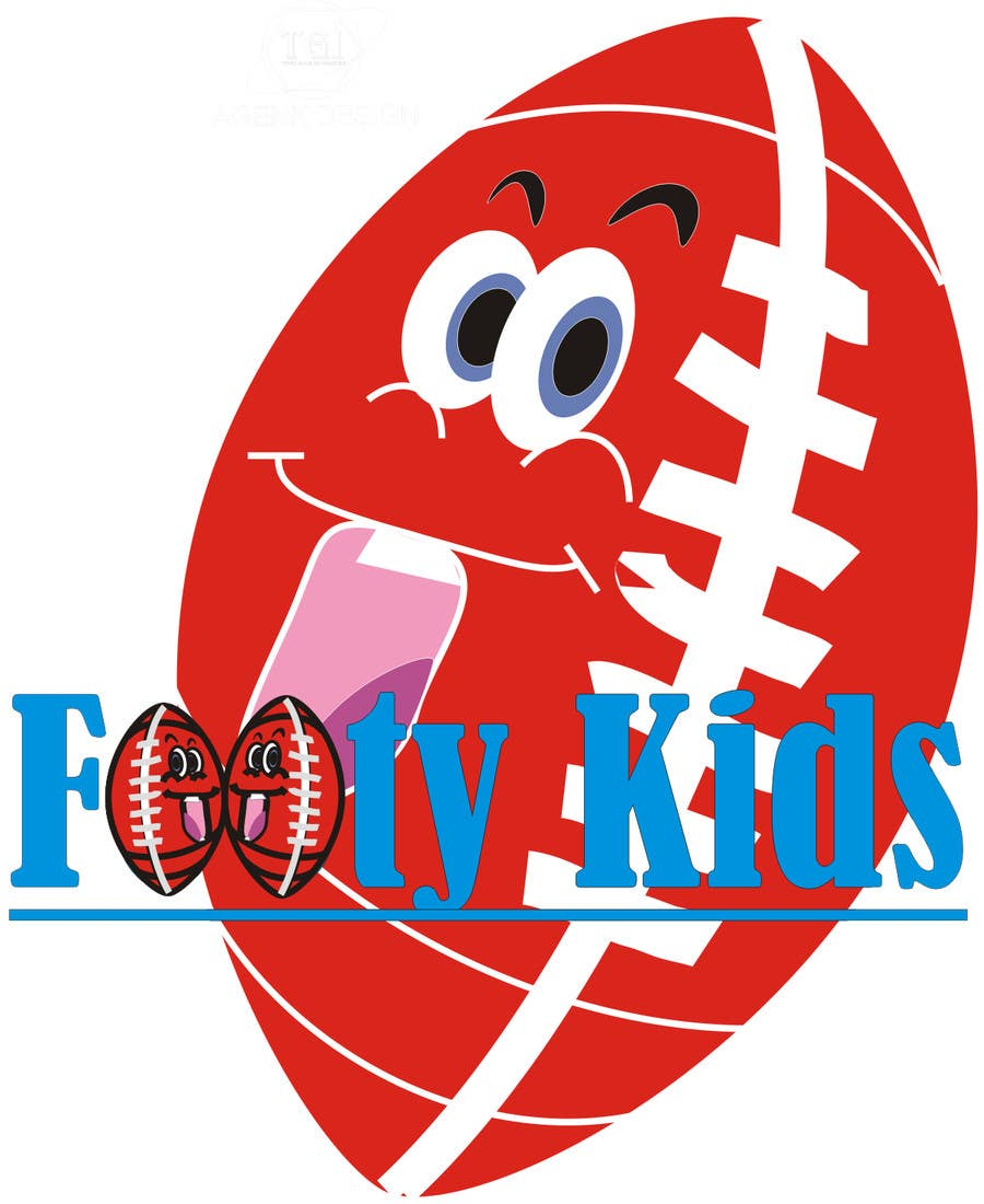 Bài tham dự cuộc thi #7 cho Design a Logo for FootyKids