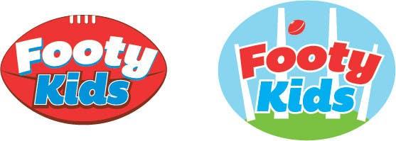Inscrição nº 18 do Concurso para Design a Logo for FootyKids