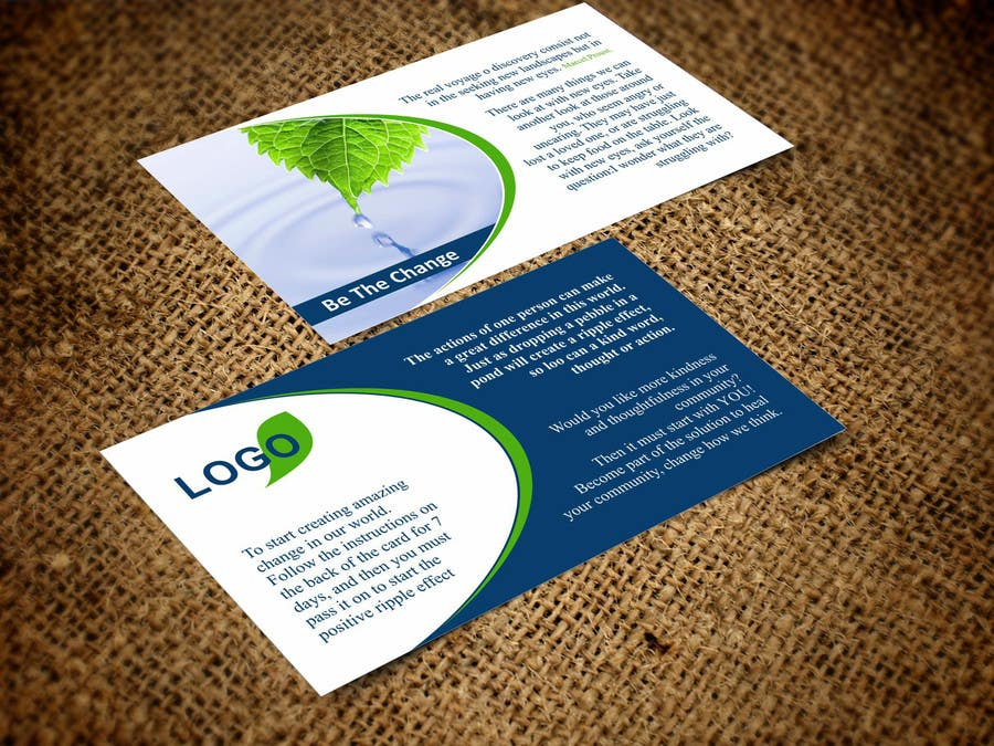 #3 for Design some Business Cards/Game Cards by ezesol
